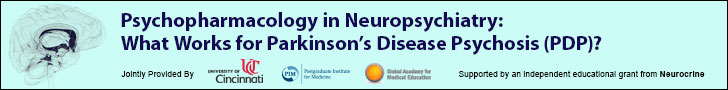 What Works for Parkinson's Disease Psychosis? | Global ...